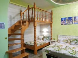 Apartment on Lenina 172б, апартаменты/квартира в Адлере