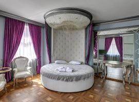 Отель в Сокольниках, hotel near Sokolniki Park, Moscow