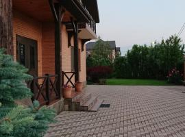 Villa of Roses, hotel with jacuzzis in Krasnodar