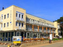 Vineta Hotels, Hotel in Zinnowitz