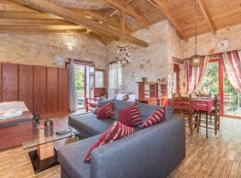 'Casa Petra' Stone Cottage Farm House, country house in Argassi