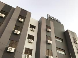 Master Gold Hotel Express, hotel in Cascavel