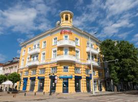 Hotel Central, хотел в Русе