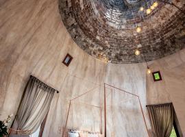 La Fornace Relais & Spa, spa hotel in Castellammare di Stabia