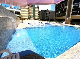 Rio Flat Wonderful C17, serviced apartment in Rio de Janeiro
