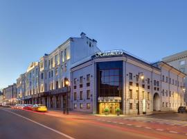 Assambleya Nikitskaya, hotel near Red Square, Moscow