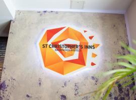 St Christopher's Inn Berlin Mitte, hotel in Berlin