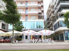 Hotel Aglon, hotel near Independence Square, Vlorë