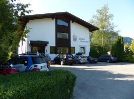 Pension Hohenrainer, homestay in Reutte