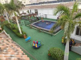 Jeddah Wakan Villas and Suites, hotel perto de Aeroporto Internacional Rei Abdulaziz - JED,