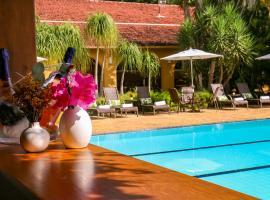 Hotel Capim Limão Itaipava, hotel with pools in Itaipava