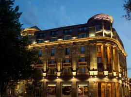 Tufenkian Historic Yerevan Hotel, hotel v mestu Yerevan