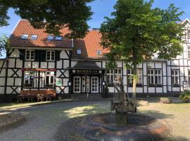 Burbaums Restaurant Hotel, hotel near shoping and pedestrian area, Waltrop