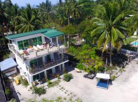 Homaja Beachresort, apartment in Panglao