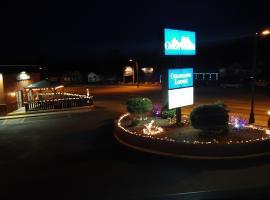 Great Western Colorado Lodge, motel in Salida