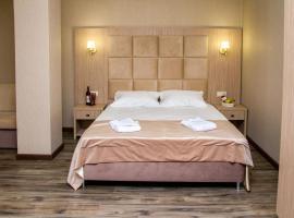 Hotel TRIO, отель в Гагре