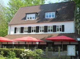Hotel und Restaurant Zeus, hotel en Wolfsburg