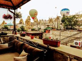 Guzide Cave Hotel, отель в Гёреме