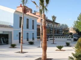 Jardines de Lorca, hotel in Lorca
