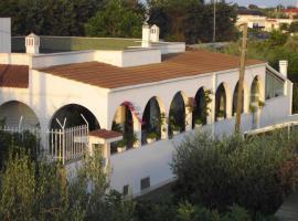 Villa Nicolaus, hotel near Scuola Allievi Finanzieri Bari, Bari