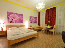 AJO Messe Vienna, apartament cu servicii hoteliere din Viena