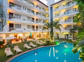Los Arcos Suites, отель в городе Пуэрто-Вальярта