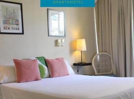 HOTEL CARIBE SANTO DOMINGO, serviced apartment in Santo Domingo