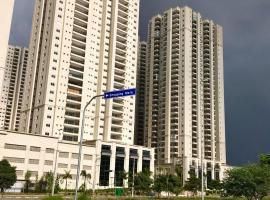 Apartamento de luxo São Paulo Aeroporto Guarulhos, apartment in Guarulhos