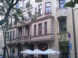 Central Station Hostel, hostel in Warsaw