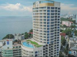 Sands Pratamnak, apartment in Pattaya South