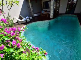 Cantika Villa, beach hotel in Gili Trawangan