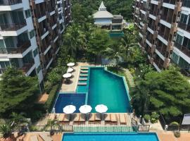 Diamond Suite, apartment in Pattaya South