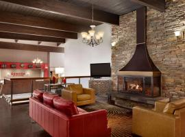 Ramada by Wyndham Spokane Airport, hotel near Spokane International Airport - GEG,