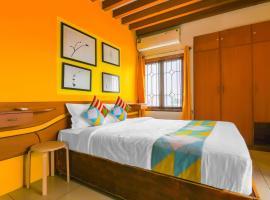 OYO Home 30154 Vibrant 1bhk Near Ig Square, apartment in Pondicherry