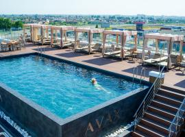 Grand Spa Hotel Avax, hotel in Krasnodar