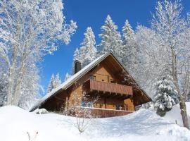 John.B lodge, cabin in Feldberg