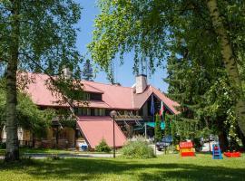 Breza Hotel, hotel Borovecben