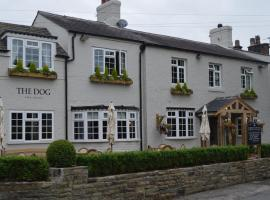 The Dog in Over Peover, hotel near Capesthorne Hall, Knutsford