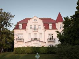 Villa Staudt, apartment in Heringsdorf