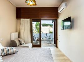Private apartment in Rethymnon town center, accessible hotel in Rethymno Town
