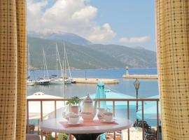 Theseus Seafront House, hotel in Sami