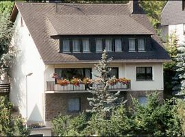 Gästehaus Karbach, Ferienwohnung in Oberwesel