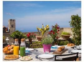 Bella Vista b&b, self-catering accommodation in Erice