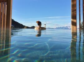 Berghotel Jochgrimm - Alpine Wellness, hotel a Varena
