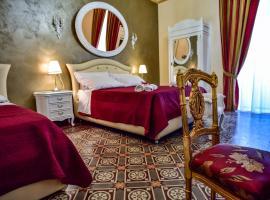 Palazzo degli Affreschi, hotel conveniente a Catania