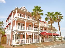 The Riverview Hotel - New Smyrna Beach, hotel in New Smyrna Beach