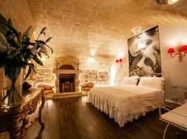L' alcova di Federico, hotel in Trani