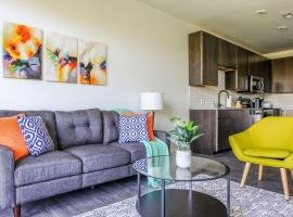 Arts + Community 1br Suite - Minutes to Downtown, apartment in Columbus