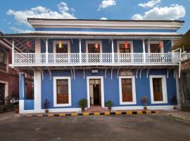 Hospedaria Abrigo De Botelho, boutique hotel in Panaji