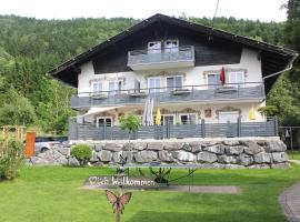 FeWo Leeb, Hotel in Ossiach